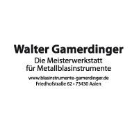 Blasinstrumente Gamerdinger