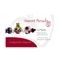 Sweet Beads – Handgewickelte Glasperlen