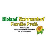 Bioland Sonnenhof Familie Preiß