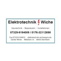 Elektrotechnik Wiche