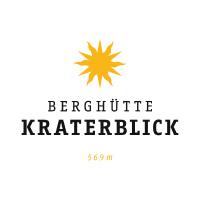 Berghütte Kraterblick